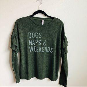 Dogs, Naps, Weekends Shirt